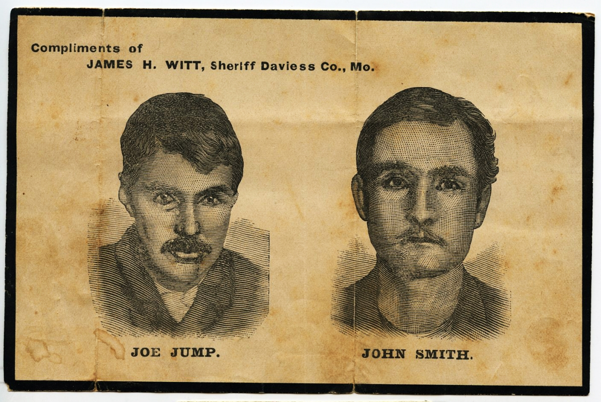Crime - Hanging Joe Jump John Smith