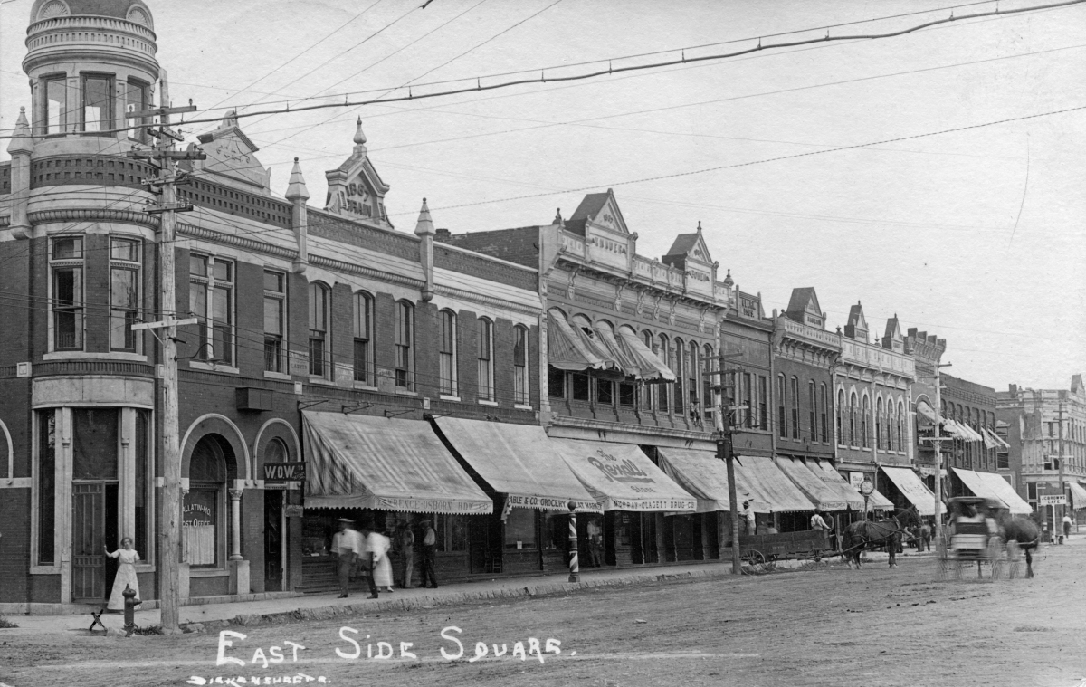 Gallatin Square - North Side 1908 018