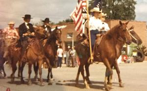 1971 - James Boys Lead Parade