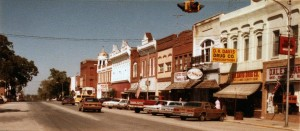 Gallatin Square - East (c1990s)